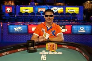 WSOP 2012 (#1 à #60) + ( Main Event) Saechao