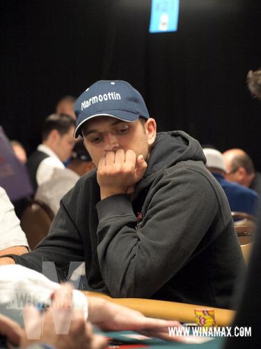 Karec terrell poker