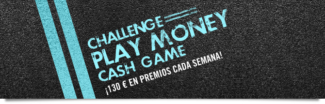 Clasificación Play Money Challenge: Cash Game - Límites medios