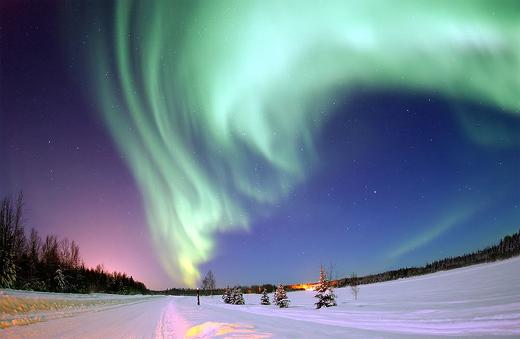 Sunday Surprise, de l'exceptionnel tous les dimanches! Aurora-borealis